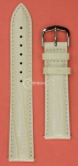 Бежевый ремешок для наручных часов 8-84PTS.4P-IV22 размер 22 мм