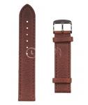 Красно-коричневый ремешок для наручных часов A-2076LS.8-SD20 размер 20 мм