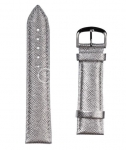 Серебристый Ремешок для наручных часов  A-2340PFS.4P-SL24