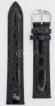 Чёрный Ремешок для наручных часов  A-2354PKS.4P-NR18