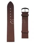 Коричневый Ремешок для наручных часов   A-5054RFS.4P-LBR22