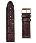 Бардовый Ремешок для наручных часов  A-6053PFS.8-BR22