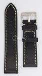 Чёрный Ремешок для наручных часов  LBV/XP-BK22