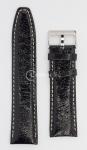 Чёрный Ремешок для наручных часов RSV-BK22